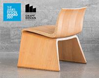 Pare Chair - A Zero Waste Chair
