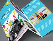 Renault Twizy Brochure