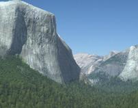 Yosemite Render