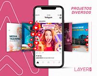 Social Media Collection 2019