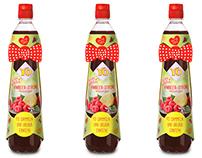 "YO Syrup Promotion ""Mascherl"""