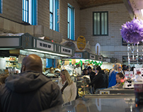 Cleveland West Side Market