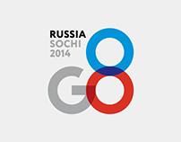 Logotype and identity of Russia's chairmanship at G8