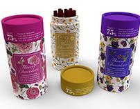 チョコレートのパッケージを作る(Dimension CC)