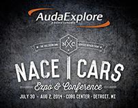 AudaExplore NACE 2014 Tradeshow