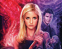 Buffy the Vampire Slayer : Variant Cover