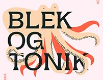 Blek og tonik