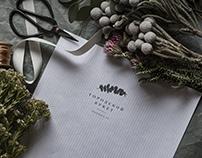 Логотип для цветочного магазина
