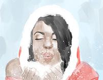 Winter - Created in Adobe Project Gemini