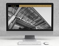 GALLERIA WEBSITE