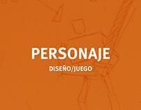 PERSONAJE // DISEÑO