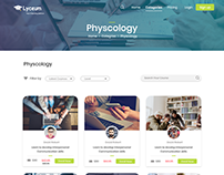 Online Courses- Specific Category Page
