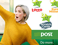 Target Mcconnells - Dublin • AnPost Lotto