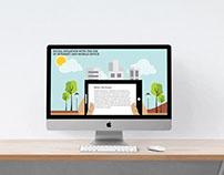 Social Isolation website