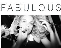 Fabulous fashion ads design