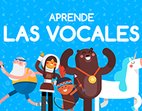 Learn the Vowels (Parapachín)