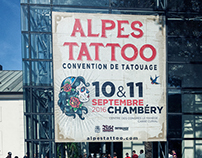 Alpes Tattoo Convention