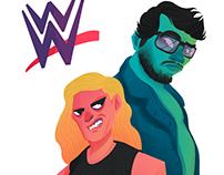 WWE Commission