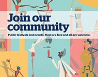 Anglia Ruskin University Community Leaflet