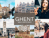 Free Ghent Mobile & Desktop Lightroom Presets