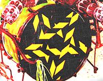 Sick N' Beautiful - New Witch 666 Set design