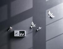 Sparrow X Clock