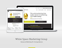 White Space Marketing Website