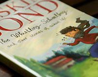 Ruskin Bond: Book Cover Design