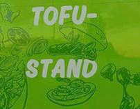 TOFU STAND FREIBURG MUENSTERPLATZ