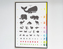 large-size poster for kids room