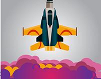 F18 JET DESIGN