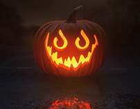 Dropdrop Studios Pumpkin