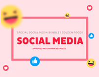 SOCIAL MEDIA | GOLDEN FOODS