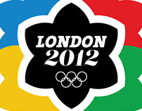 London 2012 Olympic Logo Redesign