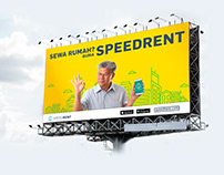 Speedrent Billboard (2018-2019)