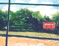 watercolor study pt.i