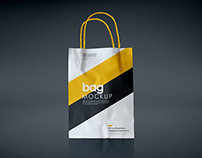 40+ Best Shopping Bag PSD Mockup Templates