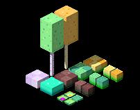 Random blocks