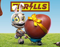 Thrills Easter Campaign