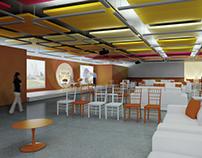 3D Evento Aerofarma - Museu Oscar Niemeyer