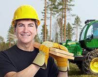 Sawmill #1 - Branding & Website design