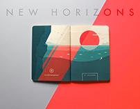 New Horizons - Bianco Tangerine