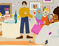 Storyhive Illustrations