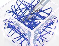 Cubo - Pen holder