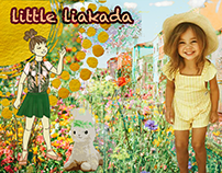 Little Girls Trend Board Inspiration