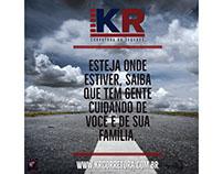 Banner para Redes Sociais da KR corretora de Seguros