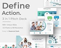 Define Action Bundle Powerpoint