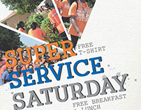 Super Service Saturday