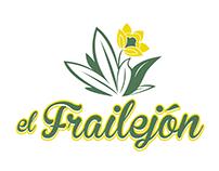 El Frailejón Logo Design