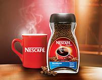 Social Media Campaign - Nestle Nescafe